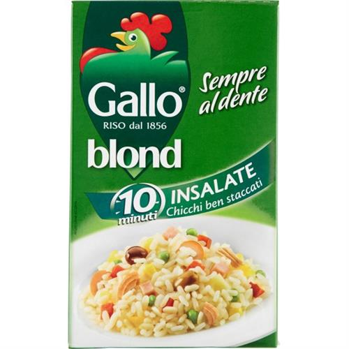 RISO GALLO BLOND PER INSALATA KG.1