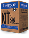 INTENSO KIT DECAF. 50 CIALDE